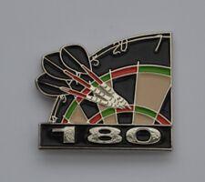 Darts Maximum Quality Enamel Pin Badge