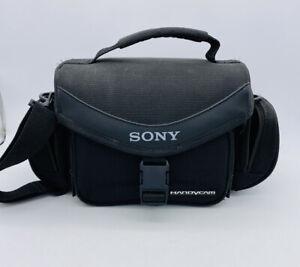 SONY HANDYCAM Camera/Camcorder Soft Carry Case Bag