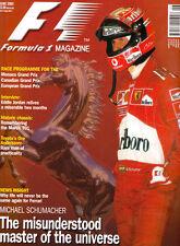 Formula 1 Jun 2002 - Michelin,  March 701, Eddie Jordan - Back to where he began