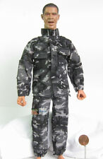 US 1:6 Action-Figur Modell Accessory Army Infantry Uniform Suit DA60