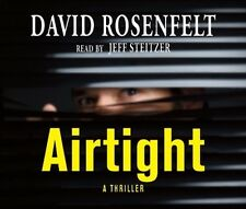 Airtight 6-CD Unabridged Audiobook - David Rosenfelt - NEW - FREE SHIPPING