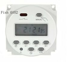 Unique DC12V 16A Mini LCD Digital Power Programmable Control Timer Switch CN101A