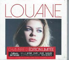 CD Louane Chambre 12 réedition inclus 4 inédits NEUF