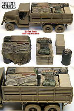 1/35 Scale Resin kit 2.5 Ton Truck Load Set #3 Lorry stowage accessory