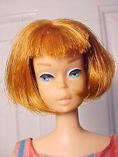 Vint. Barbie 1965 TITIAN (Redhead)  AMERICAN GIRL Doll - All Orig. Near Mint