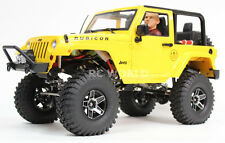 Custom RC 1/10 JEEP WRANGLER 4X4 METAL Rock Crawler SWB Short Wheel Base  *RTR*