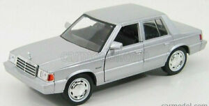 PLYMOUTH RELIANT 1983 1:24 Scale Diecast Toy Car Model Die Cast Miniature Silver
