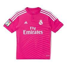 Camisetas de fútbol de clubes españoles rosas real madrid
