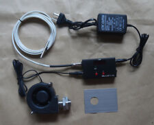 BBQ ATC temperature controller,aftermarket IQ110 Guru PartyQ with AA battery box