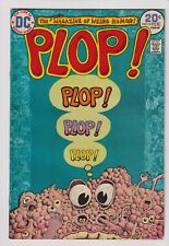 1974 DC COMICS PLOP #3 IN VG+ CONDITION