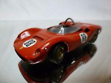 AUTOSTILE 1 METAL KIT (built) FERRARI DINO 206 SP 1965 - RED 1:43 RARE - NICE