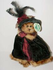 "2004 Bearington Bears ""Carol-Lynn"" 10"" Plush Bear- #1489"
