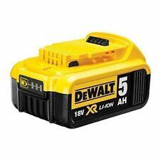 DEWALT DCB184 18V 5Ah Li-Ion XR Slide Battery