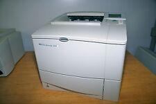 HP LaserJet 4050 A4 Mono B/W 17 PPM 1200 x 1200 dpi Laser Printer Parallel RS232