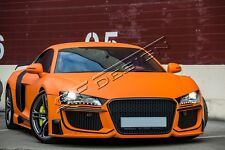 Audi R8 exclusive body kit