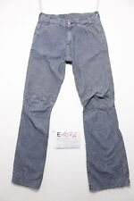 G-star comwood bootcut boyfriend jeans usato (Cod.E1072) Tg.45 W31 L36 Donna