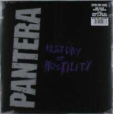 PANTERA - HISTORY OF HOSTILITY (limitado vinilo) NUEVO LP
