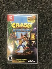 New listing Crash Bandicoot N. Sane Trilogy - Nintendo Switch
