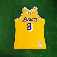 Authentic Kobe Bryant Mitchell & Ness 96 97 Lakers Jersey Size 44 Large