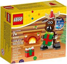 LEGO Creator - CHRISTMAS REINDEER 40092 - Holiday 2014 Limited Set ~ NEW SEALED