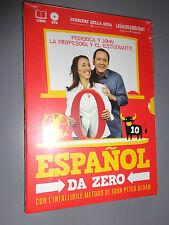 DVD + LIBRO ESPANOL DA ZERO N° 10 JOHN PETER SLOAN