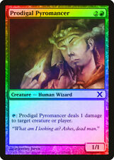 Prodigal Pyromancer FOIL 10th Edition NM-M Red Common MAGIC MTG CARD ABUGames