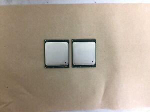 Lot of 2 Intel Xeon E5-2670 2.6 GHz Processor SR0KX