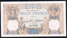 A0733 - MONNAIE - FRANCE Un Billet de 1000 Francs de 1932