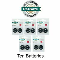 PetSafe RFA-67D-11 Batteries 6 Volt 5-Packages of 2 Batteries Total 10 Batteries