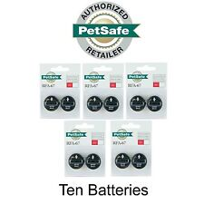 PetSafe RFA-67D-11 Batteries 6 Volt 5-Packages of 2 Batteries Total 10 Batteries