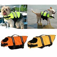 Large Dog's Life Jacket Summer Saver Swimming Preserver Swimwear Pet Safety Vest