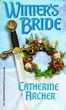 Harlequin Historicals: Winter's Bride by Catherine Archer (1999, Paperback)