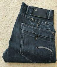 Mens G Star Space Nomads Jack Pants grain blue denim jeans W 32 L 31
