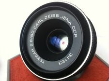 CARL ZEISS TESSAR 50mm F2.8 M42 LENS CAN FIT PENTAX K CANON EOS EF DIGITAL