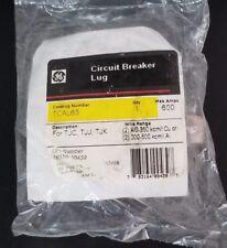 NEW GENERAL ELECTRIC TCAL63 CIRCUIT BREAKER LUG 600AMP