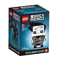 LEGO Brickheadz 41593 Captain Armando Salazar Figur Disney Brick Headz #10