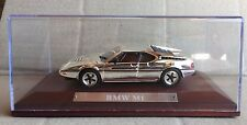 "DIE CAST "" BMW M1 "" SILVER CARS COLLECTION ATLAS SCALA 1/43"