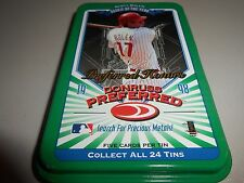 1998 Donruss Preferred Scott Rolen Baseball Tin #20-Tin Only!