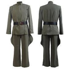 Star Wars Imperial Officer Olive Green Uniform Halloween Cosplay Costume