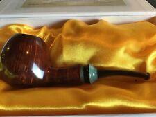 wundeschöne Denis Tonti handmade Pfeife 9mm