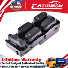 Front Power Window Master Control Switch Driver Side For Ford F-250 Super Duty