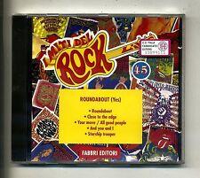I Miti del Rock n.45 # YES - ROUNDABOUT # Fabbri 1993 # CD Rock