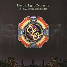 A New World Record - Electric Light Orchestra (Album) [CD]