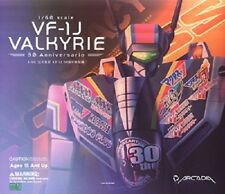 New Arcadia  Macross 1/60 Trans VF-1J Valkyrie 30th Anniversary Color Painted