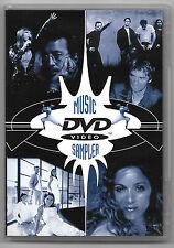 DVD / MUSIC DVD VIDEO SAMPLER (MUSIQUE CONCERT)
