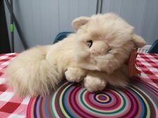 Anna club plush vintagecream Cat