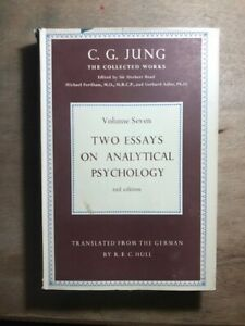 CW7 Two Essays on Analytical Psychology, second edition, Hardcover C. G. Jung