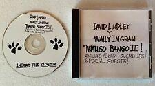 DAVID LINDLEY & WALLY INGRAM Y TWANGO BANGO II - CD - RARE