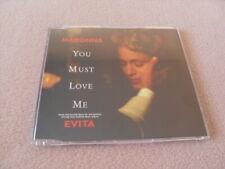 Madonna - You Must Love Me UK CD Single