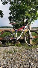 2016 Scott Spark 730 carbon full suspension mountain bike (upgraded)